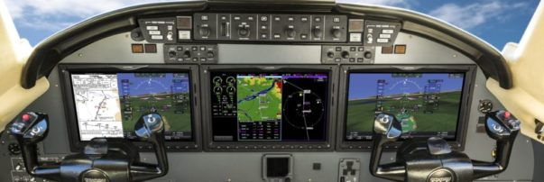 Textron Aviation Expects Strong Aftermarket Demand for Garmin G5000 Avionics Suite