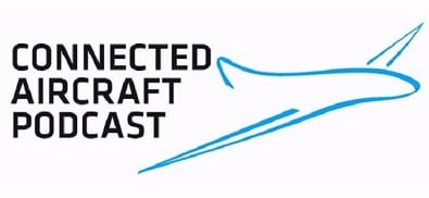 Global Connected Aircraft Podcast logo