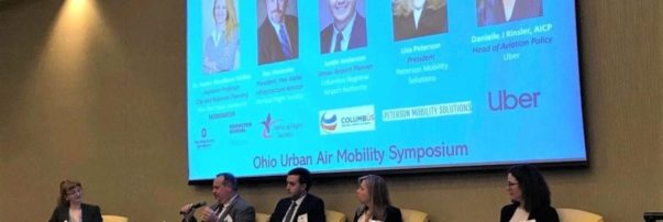 At Ohio Air Taxi Symposium, Policy Seen as Far Behind Technology
