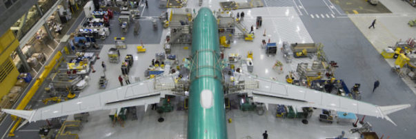 Boeing to Resume Commercial Airplane Production in Phased COVID-19 Approach