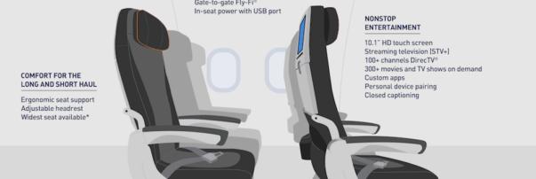 JetBlue CEO Says Cabin, Fleet Refresh to Continue Through COVID-19