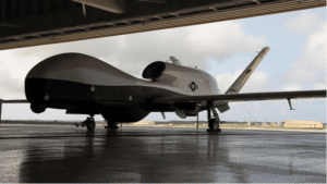 U.S. Navy Requests Increase for Development of MQ-4C Triton SIGINT Package