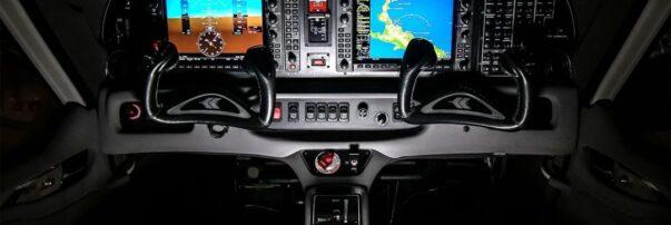 New Tecnam P2010 TDI Aircraft Features Garmin G1000 NXi Avionics