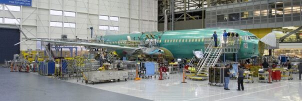 Boeing Adjusts Commercial Production Rates Under Ongoing COVID-19 Uncertainty