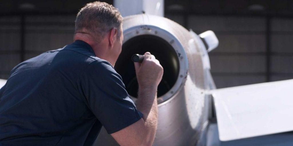 Aircraft maintenance