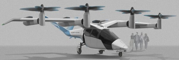 Vertical Aerospace Reveals 'VA-1X' Air Taxi, Targets 2024 for Commercial Operations