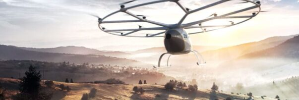 What the First Passenger Air Taxi Services Will Look Like
