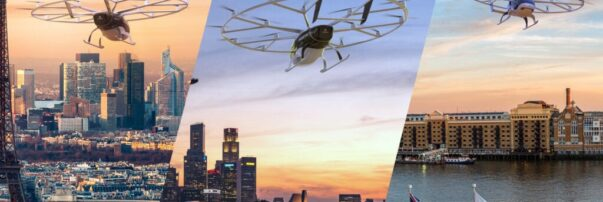 Volocopter Opens 1,000 Reservations for First Commercial Flights