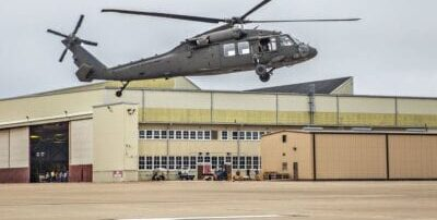 Army Conducts First Flight Of Fully-Upgraded UH-60V Black Hawk