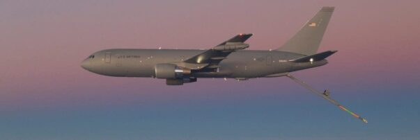 Boeing Negotiating Potential KC-46 Communications Upgrade