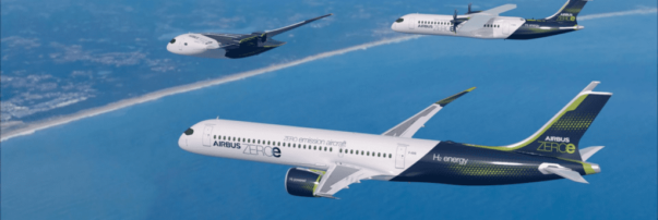 New Zero-Emission Commercial Aircraft Designs Unveiled by Airbus