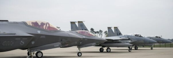 European Allies Combat Airpower Should Complement F-35, New Study Says