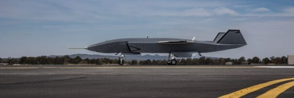 Boeing's Loyal Wingman Drone Completes Low-speed Taxi in Australia