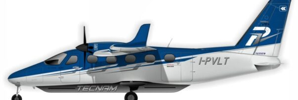 Tecnam Partners with Rolls-Royce to Develop All-Electric P-Volt