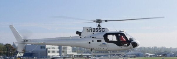 Thales 4-Axis Light Helicopter Autopilot System Completes Test Flight