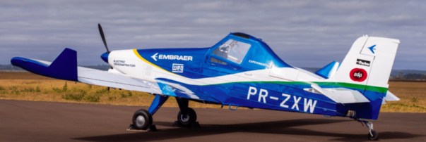 Embraer Partners with Private Energy Company to Advance All-Electric Aviation in Brazil