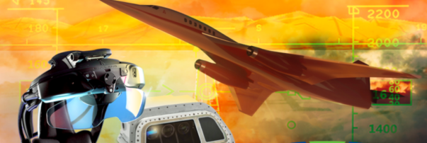 Aerion to Equip AS2 Supersonic Business Jet with ClearVision HUD