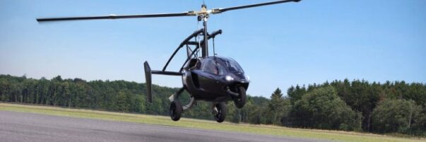 PAL-V Flying Car Receives Certification Basis from EASA