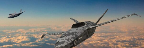 Project Mosquito Provides £30 Million Investment for UK Fighter Drone