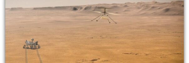 NASA's Ingenuity Could Be First Aircraft to Fly on Mars