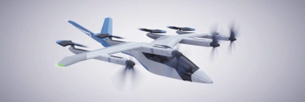 Rolls-Royce to Build Electric Propulsion System for Vertical Aerospace