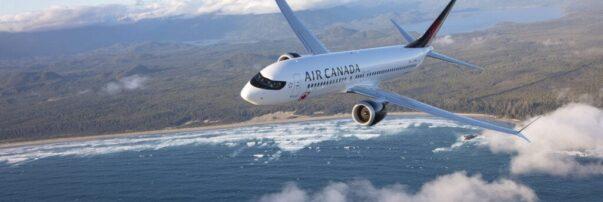 Air Canada Sets New Net Zero Emissions Goals