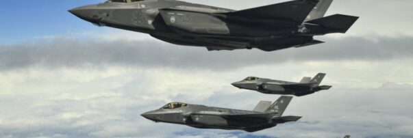 GAO Finds Increased Delays and Costs for F-35's Block 4 Modernization