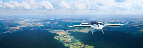 Lilium Reveals New 7-Seater eVTOL and Merger with Qell