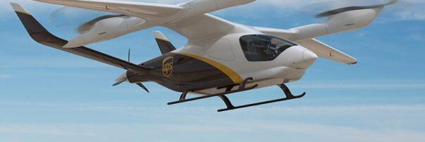 UPS Purchases Beta's eVTOL Aircraft