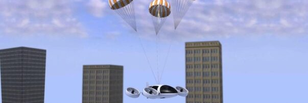 Agility Prime Researches Electronic Parachute Powered by Machine Learning