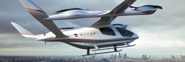 BETA Expands into Passenger Market with Blade Deal