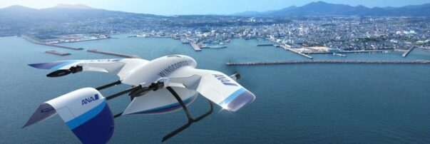 All Nippon Airways Partners with Wingcopter to Bring Drone Delivery to Japan