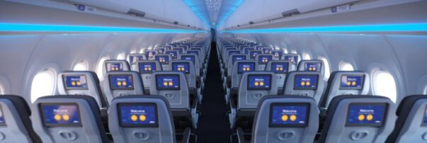JetBlue Brings In-Flight Sports Streaming to London-Bound Airbus A321LRs