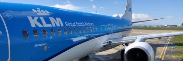 KLM Starts Operating First 737 Flights with Viasat In-Flight Connectivity