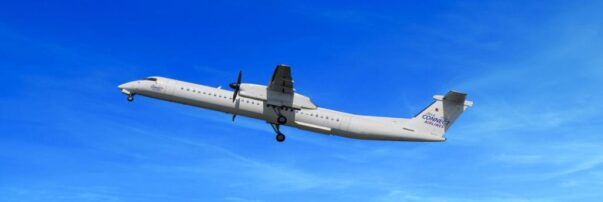 Connect Airlines to Join Growing Number of Q400 Operators Using FLYHT AI Services and Connectivity