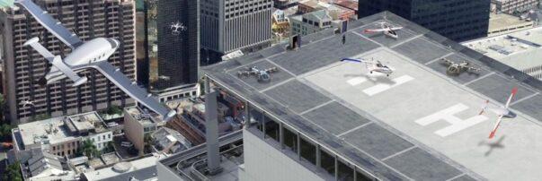 NASA and Longbow to Develop ConOps for VA Drone Corridor