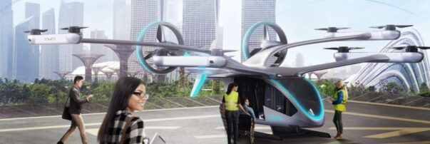 Eve Urban Air Mobility finds Launch Partner in Halo