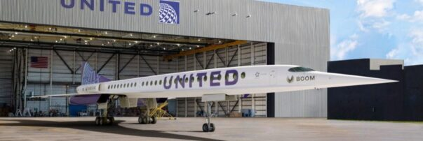 United Airlines Commits to Purchase of 15 Boom Supersonic Airliners