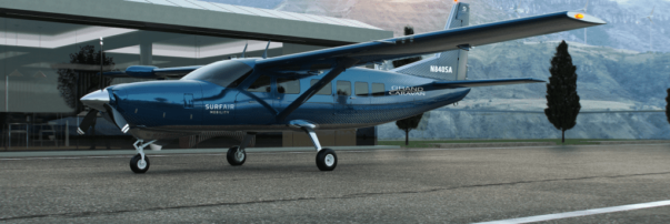 Electric Cessna Grand Caravan in Development to Fly by 2024