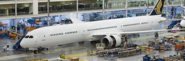 Boeing Awaits FAA Decision on Requirements for In-Service 787s