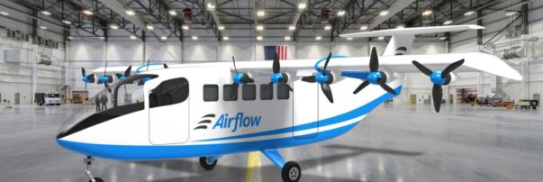 Airflow Exceeds $600M in Orders for eSTOL Aircraft