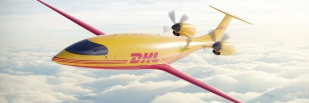 DHL Express Adds 12 Electric Aircraft to Fleet with New Purchase