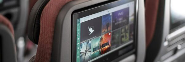 Cathay Pacific Adds 4K IFE Screens to Latest Digital Cabin Upgrades