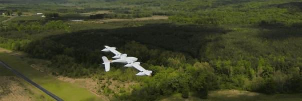 Navy Awards PteroDynamics Contract for VTOL Drone