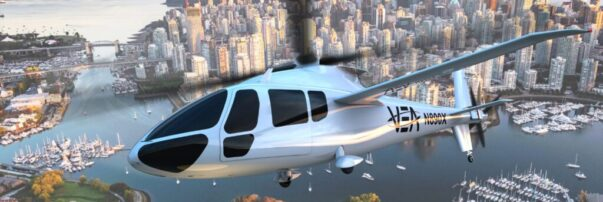 HyPoint and Piasecki Aircraft Partnership Aims to Create Hydrogen Fuel Cell System for eVTOLs