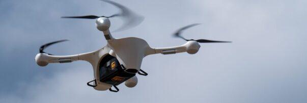 UPS Begins Delivering COVID-19 Vaccines with Drones in North Carolina