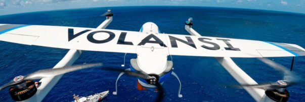 Volansi Demonstrates Fully Autonomous Drone Delivery with Navy and Coast Guard