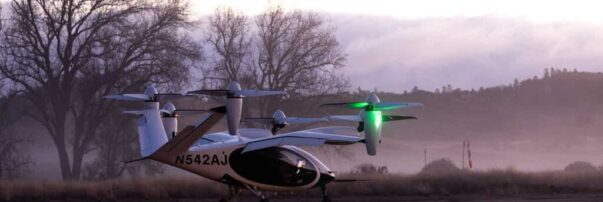NASA Begins First eVTOL Test of AAM Campaign with Joby