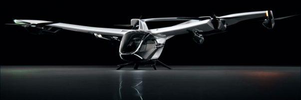 Airbus Unveils New eVTOL Aircraft