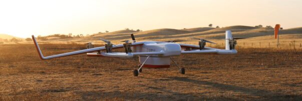 Drone Companies See Opportunities in B2B Middle-Mile Logistics
